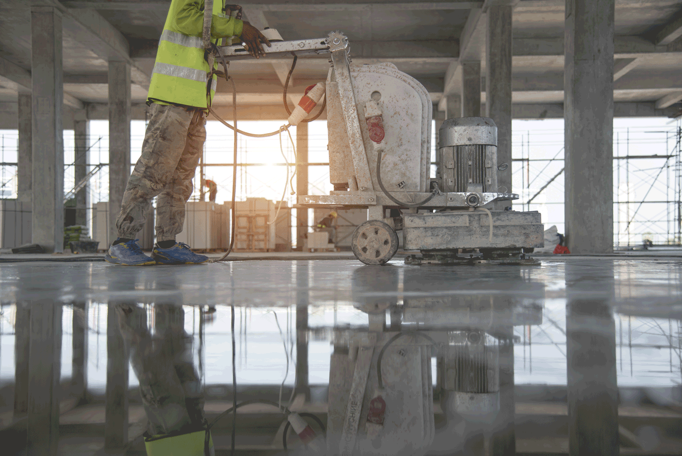 Is it worth investing in polished concrete floors?